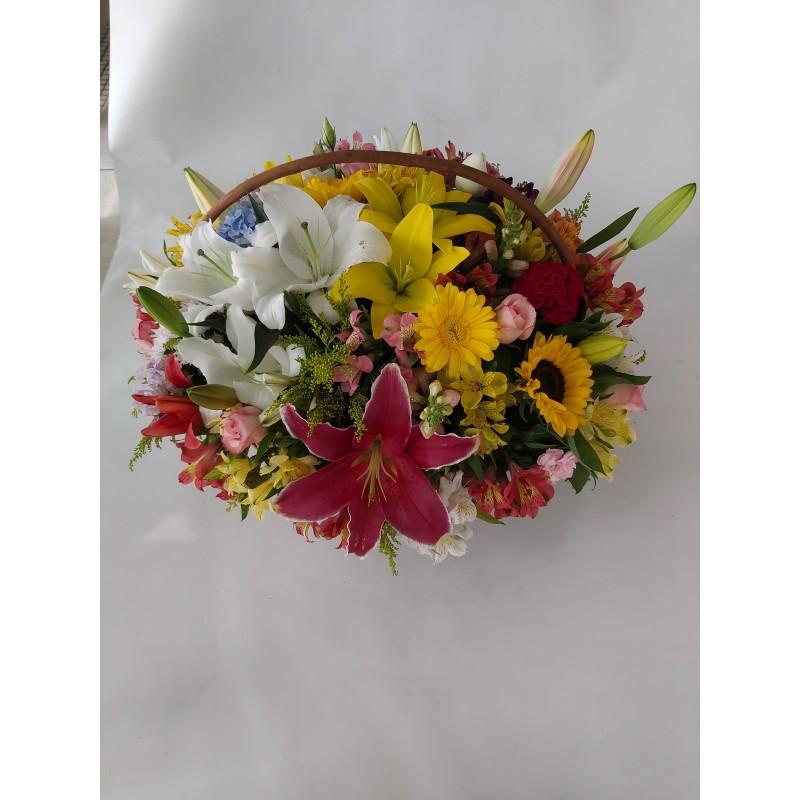 155 Um Jardim de Flores