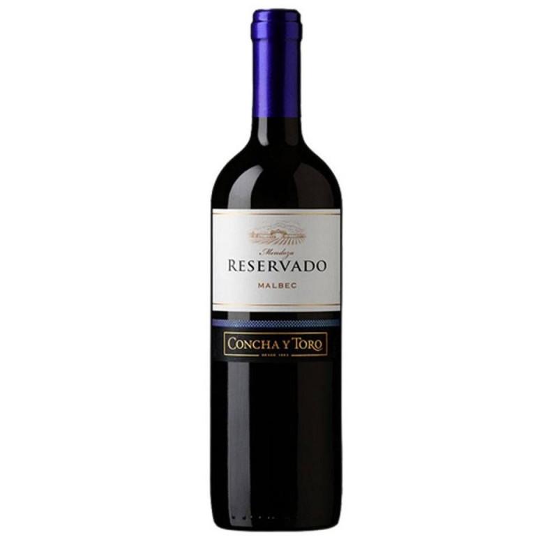 09- Vinho Reservado  Malbec 750 Ml