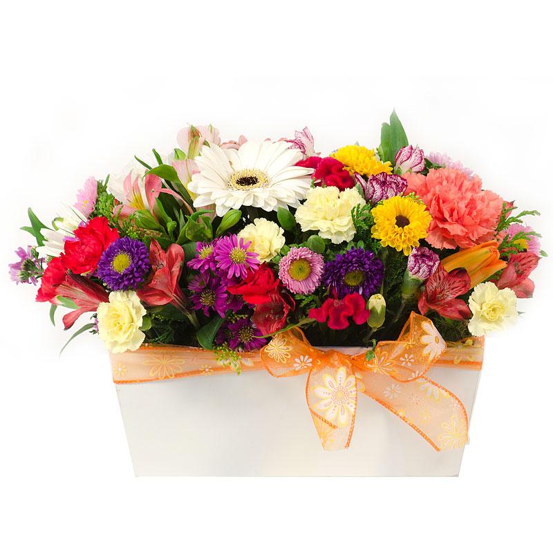 121 Arranjo de Flores Mistas peq