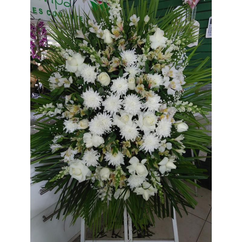 640 Coroa de Flores