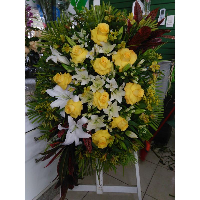 621 Coroa de Flores