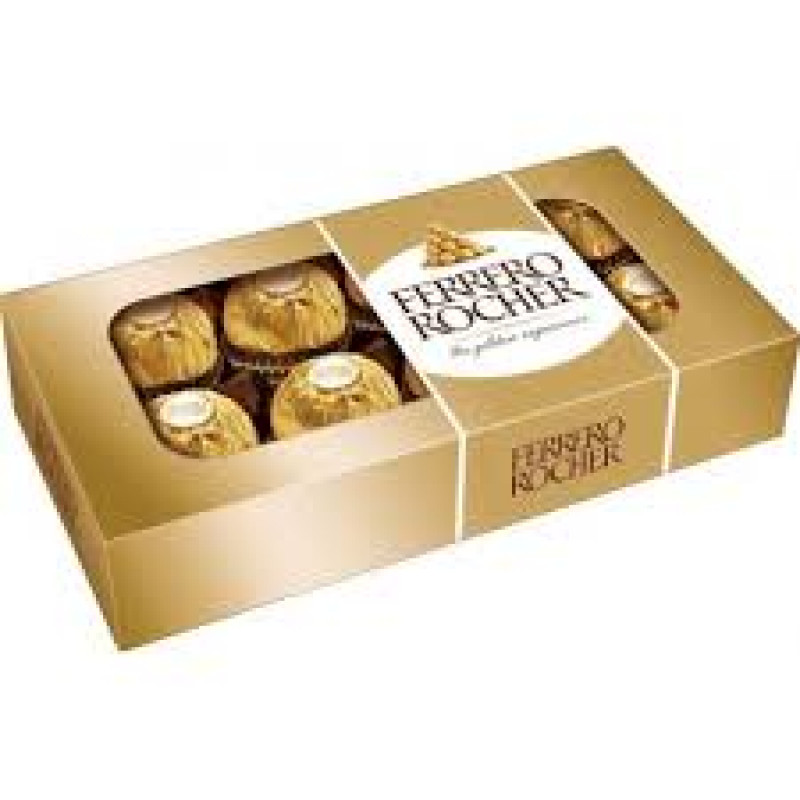 04 - Chocolate Ferrero Rocher