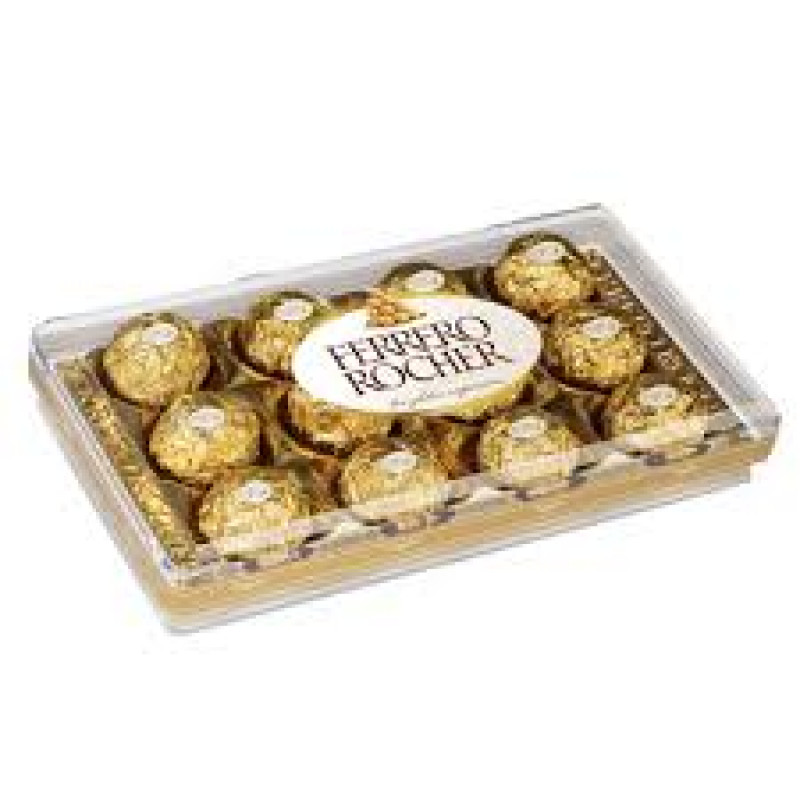 03 - Chocolate Ferrero Rocher